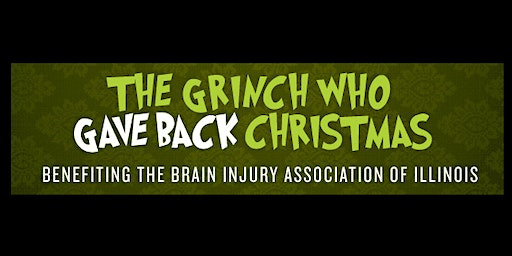 """Marco Foster presents """"The Grinch Who Gave Back Christmas"""" 2019"""