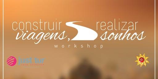 Curso Construir Viagens, Realizar Sonhos - Edição Plus