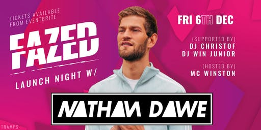 FAZED Presents - Nathan Dawe