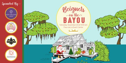 2019 NOM Beignets on the Bayou at Fleur De Lis Event Center in Mandeville