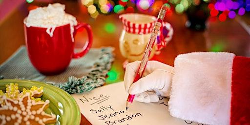 14th-15th Dec Visit Santa @ Sunnyfields