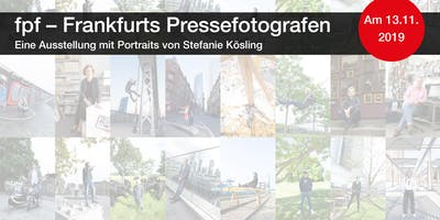 Frankfurts Pressefotografen – Eine Fotoausstellung  von Stefanie Kössling