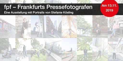 Frankfurts Pressefotografen – Eine Fotoausstellung  von Stefanie Kösling