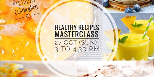 Healthier Cooking Nutrition Talk
