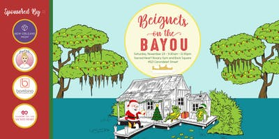 2019 Beignets on the Bayou at Academy  of the Sacred Heart in New Orleans