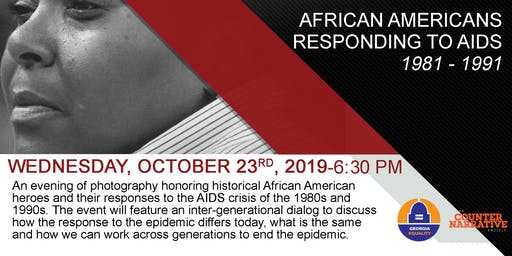 Photo Exhibit: African Americans Responding to AIDS 1981-1991