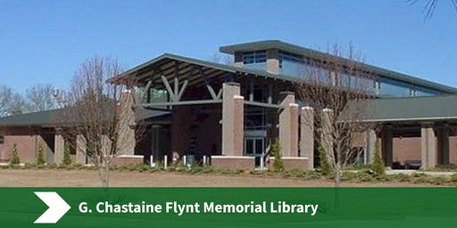 Taxes in Retirement Seminar: G. Chastaine Flynt Memorial Library