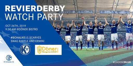 Revierderby Watch Party - Döner Bistro, Leesburg