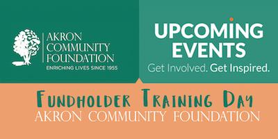 Fundholder Training Day