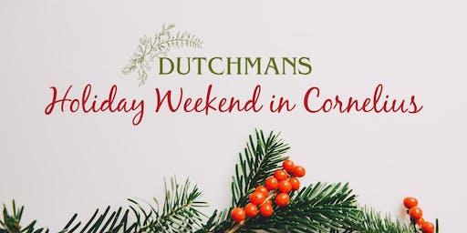 Dutchmans Holiday Weekend in Cornelius