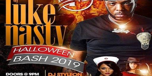 Fusion Nightlife Halloween Bash W/ Dj Luke Nasty 10/26