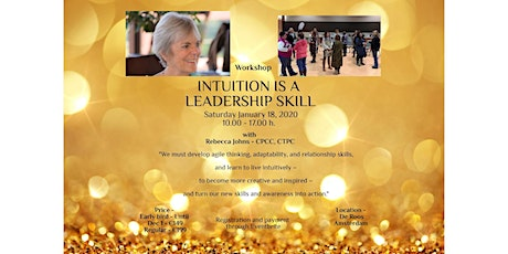 Intuition is a Leadership Skill tickets