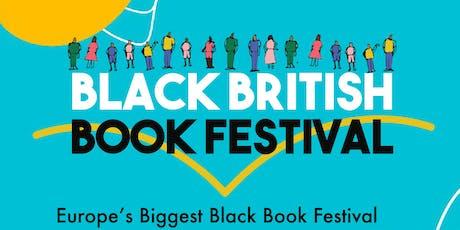 Black British Book Festival 2019. tickets