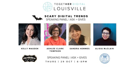 Together Digital Louisville | October: Scary Digital Trends - AdTech, AI, Programmatic and more