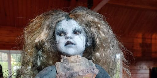 Creepy Doll Decorating Party