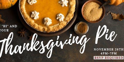 Annual Client Appreciation Pie Event!