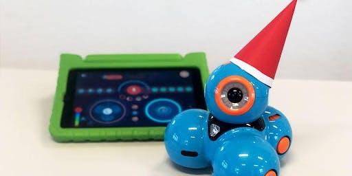WeihnachtsWORKSHOP: Dash freut sich auf Weihnachten
