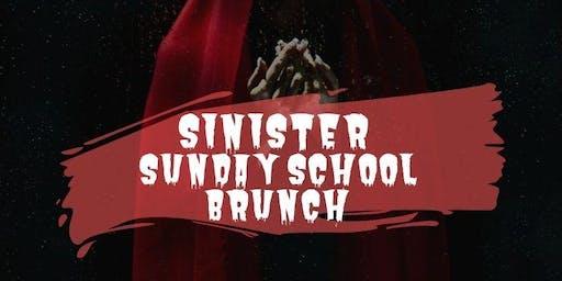 Sinister Sunday Rooftop Brunch
