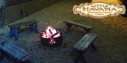 Halloween Campfire Event!