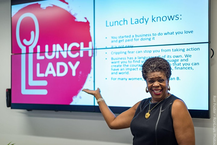 Lunch Lady - New Decade: Time to Turn on Your Dream Machine image