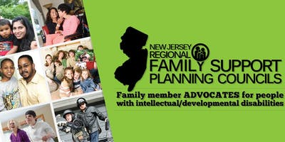 NJ Family Support Planning Council Statewide Meeting