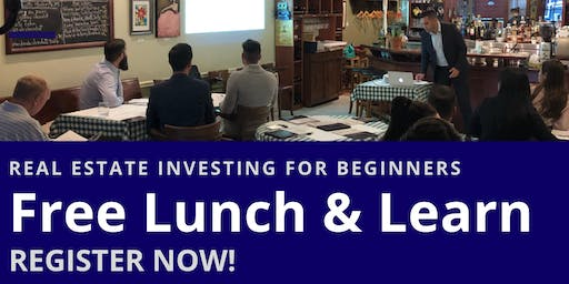 Lunch & Learn-Real Estate Investing for Beginners