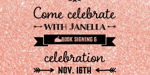 Book signing & celebration for Janella