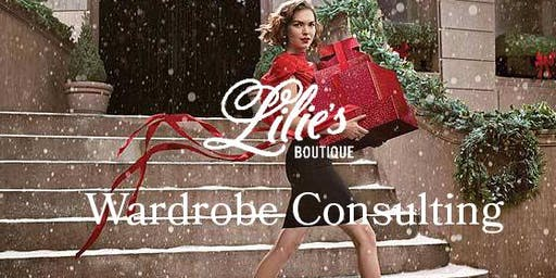 Lakeside Garden Gallery Wardrobe Consulting in Lilies Boutique