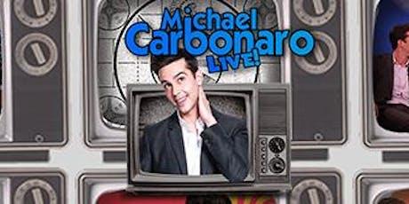 Michael Carbonaro tickets