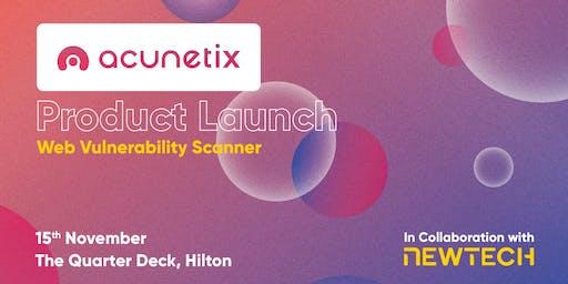 Acunetix Partnership Launch
