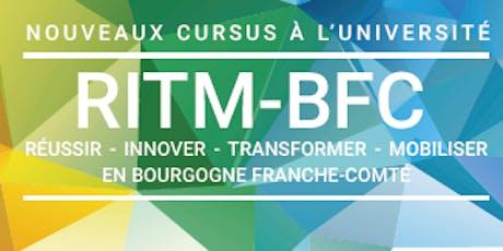 """""""Répondre à un appel à projet""""  RITM-BFC - 11.12.19 Dijon (après-midi) billets"""