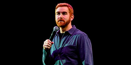 Andrew Santino: The Red Rocket Tour tickets