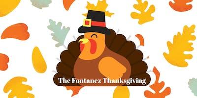 The Fontanez Thanksgiving