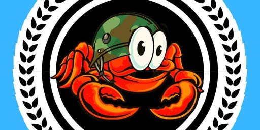 "6th Annual ""Crabs & Camo"" Crab Feed"