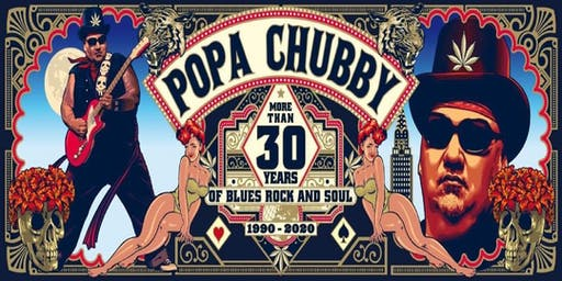 An Evening with Popa Chubby