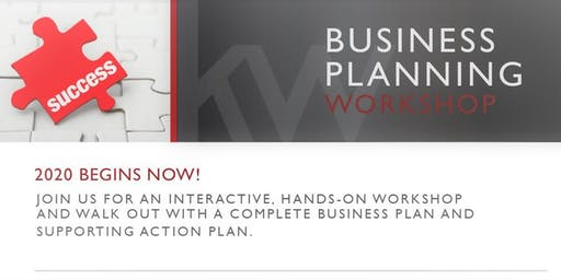 Business Planning Clinic with Steven Gendel