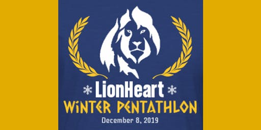 LionHeart Winter Pentathlon | Partnered with Operation Blue & Gold: Benefiting THON!