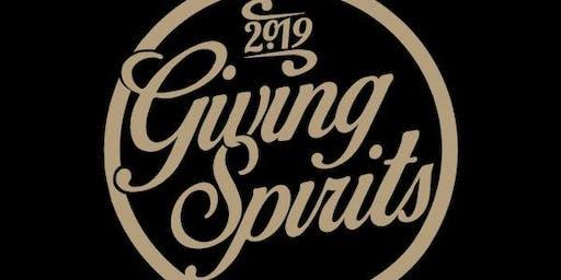 Giving Spirits