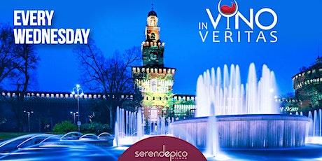 In Vino Veritas - Open Wine in Piazza Castello tickets