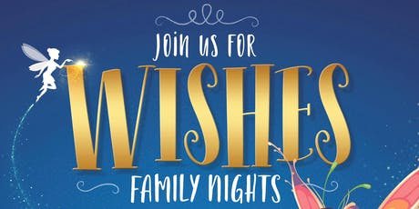 Furr's Fresh Buffet® Makes Wishes Come True at Family Night - Make a Wish! tickets