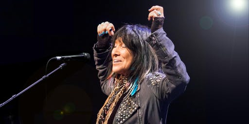 Honoring 50 years of Activism featuring Buffy Sainte-Marie