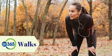 Fitness in the Park: Go365 Walk December tickets