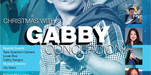 Christmas with Gabby