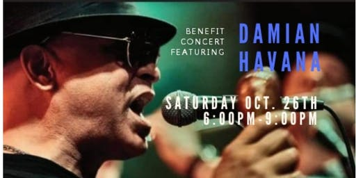Benefit Concert Featuring Damian Havana
