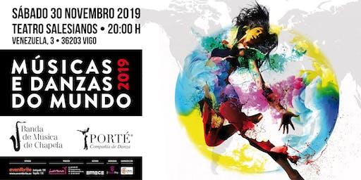 MUSICAS E DANZAS DO MUNDO en Vigo