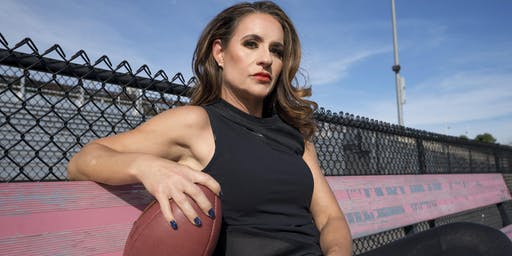 PWC Philadelphia: Lessons in Being Limitless with Dr Jen Welter