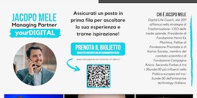 Startup Grind (Univerity of Salerno) - Non è mai troppo presto per iniziare