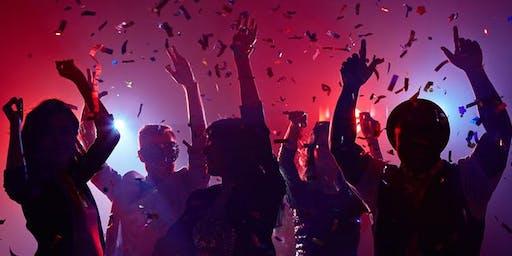 St. Albert Kinettes New Years Dance