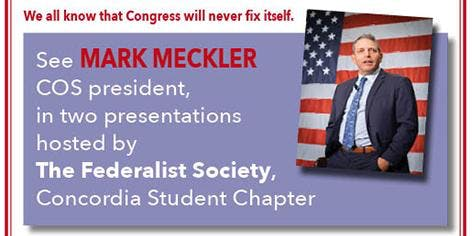 Mark Meckler speaker events for all Idahoans
