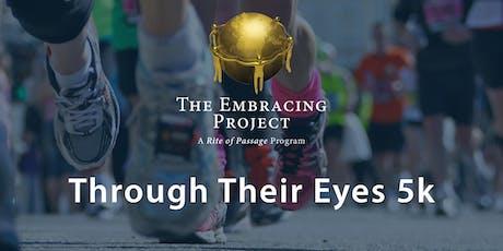 Through Their Eyes 5k tickets